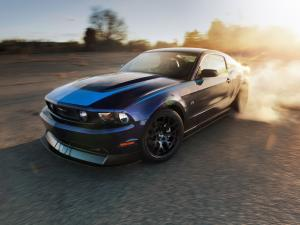 2010 Ford Mustang RTR Package